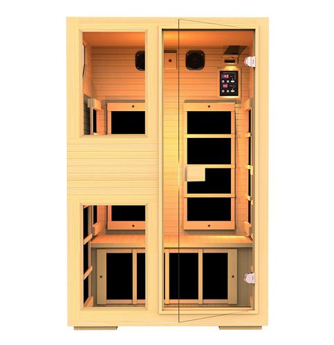 2. JNH Lifestyles NE2HB1 ENSI 2-Person Infrared Sauna