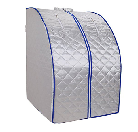 10. Ridgeyard Safe Folding Far Infrared Sauna