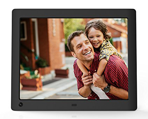 1. NIX Advance 8-Inch and High-Resolution Photo Frame