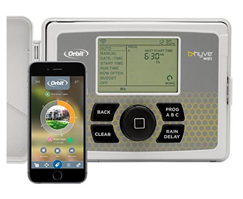 3. Orbit 57950 B-hyve 12-Station Sprinkler System Controller