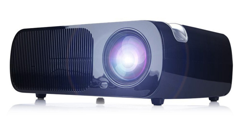 9. iRULU BL20 LED Video Projector