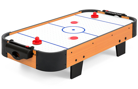 6. Best Choice Products 40-inch Air Hockey Table