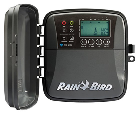 9. Rain Bird ST80-WiFi Irrigation System Controller