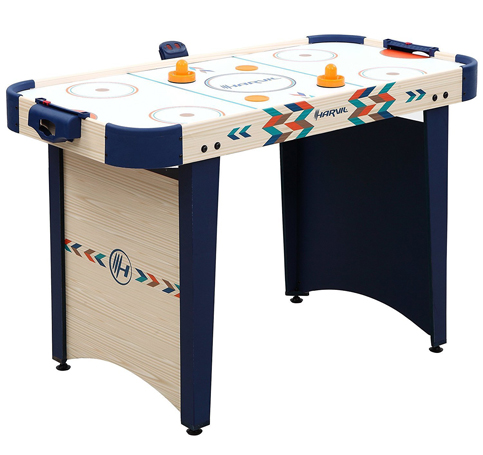 2. Harvil 4-Foot Air Hockey Game