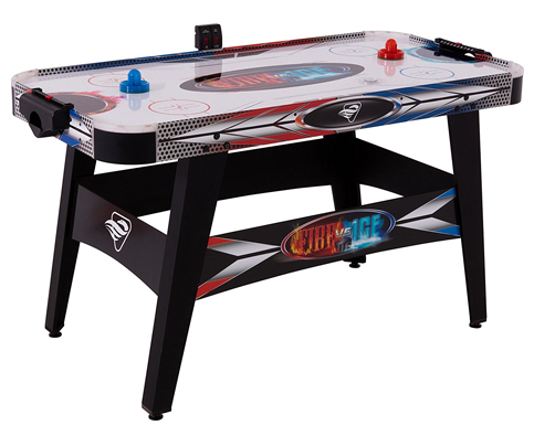 4. Triumph Fire and Ice 54-Inch Air Hockey Table