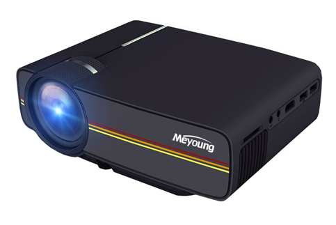 3. Meyoung TC80 LED Mini Projector