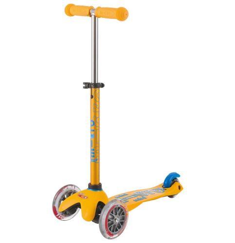 4. Micro Kickboard Deluxe Mini Kick Scooter