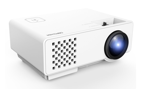 4. DBPOWER RD-810 LED Portable Projector