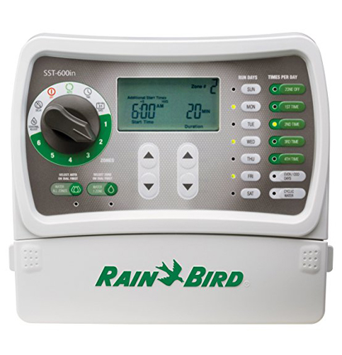 6. Rain Bird SST600IN Indoor Irrigation System Controller