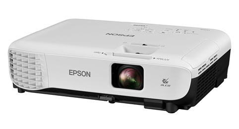 8. Epson VS250 SVGA Home Theatre projector