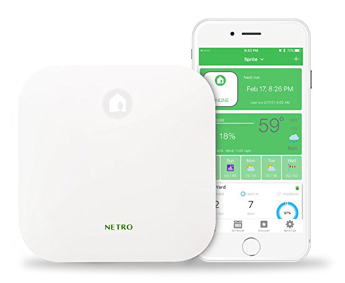 4. Netro Smart Sprinkler Controller