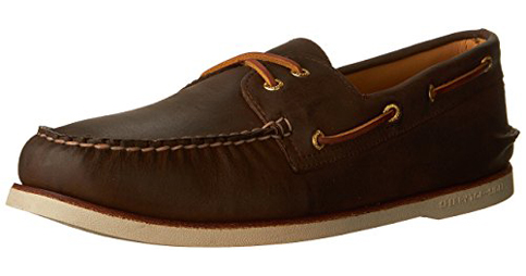 4. Sperry Top-Sider (Gold Cup) Authentic Boat Shoes