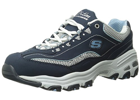 11. Skechers Sports D-Lites Sneaker