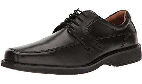 8. Ecco Apron-Toe Derby Shoe