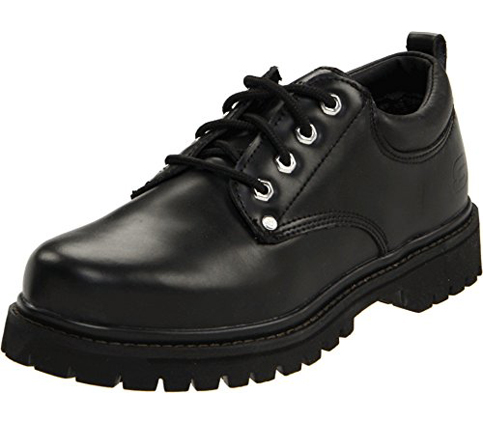 1. Skechers Alley Cat Utility Shoe
