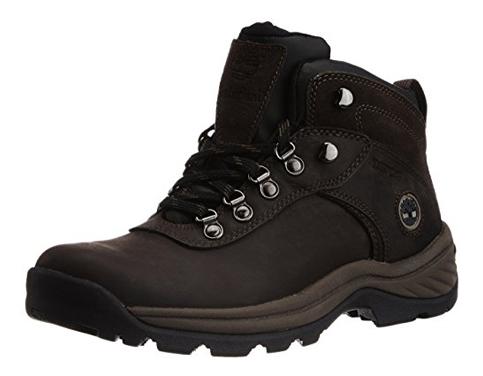 7. Timberland Women's Flume Work Boots