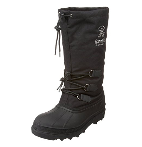 11. Kamik Canuck Cold Weather Boots