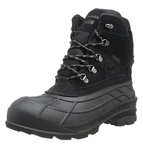 15. Kamik Men's Fargo Boots
