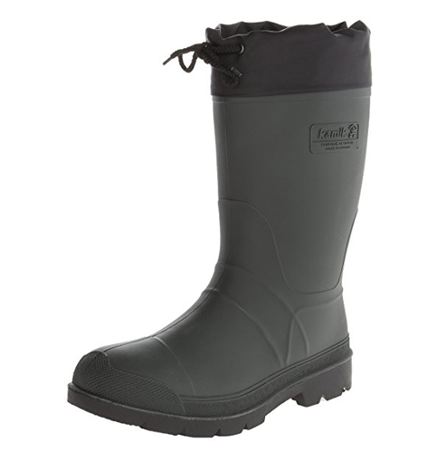 12. Kamik Men's Hunter Boots