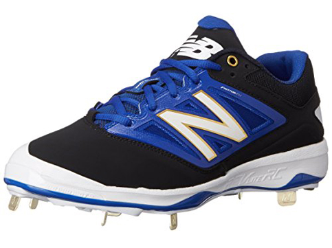 4. New Balance L4040V3 Baseball Cleats