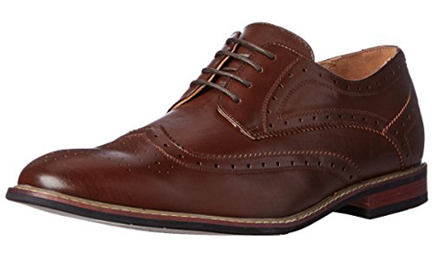 6. DREAM PAIRS Classic Wingtip Oxford