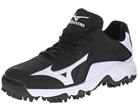6. Mizuno 9-Spike Erupt 3 Softball Cleat