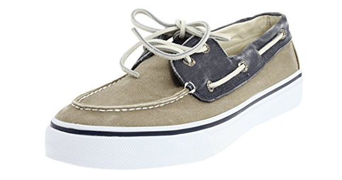 7. Sperry Top-Sider Bahama Two-Eyelet Boat Shoes