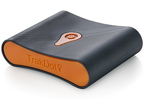2. Trakdot Luggage Tracker