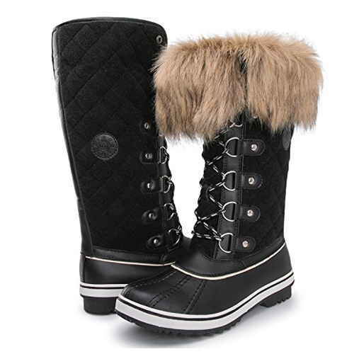 2. Kingshow Globalwin Winter Boots