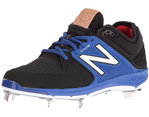 8. New Balance L3000v3 Metal Cleats