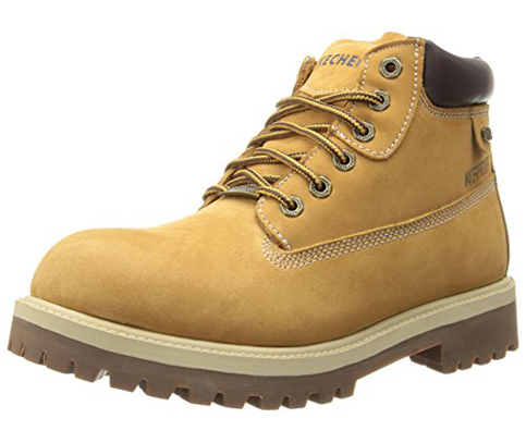 5. Skechers Verdict Waterproof Boots
