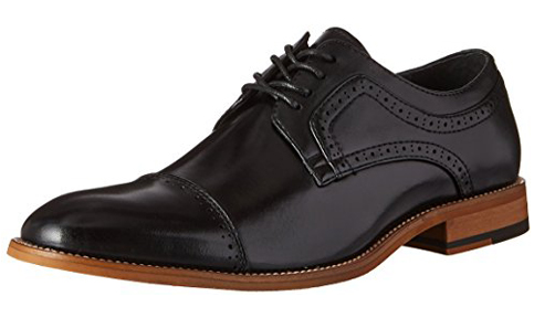 7. Stacy Adams Cap-Toe Oxford