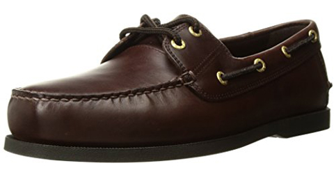 5. Dockers Vargas Traditional Boat Shoes