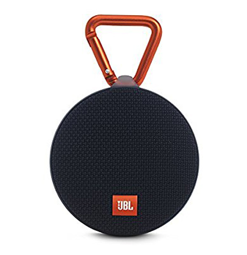 5. JBL Black Clip 2 Portable Bluetooth Speaker