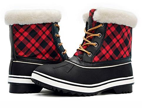 6. Global Win 1632 Women's Winter Boots
