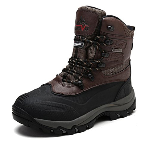 20. Arctiv8 Insulated/Waterproof Snow Ski Boots