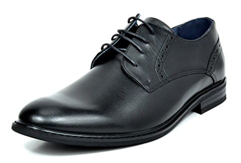 9. Bruno Marc Leather Lined Dress Oxfords