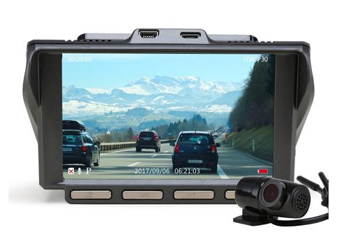 12 . Z-Edge S4 Dual Dash Cam