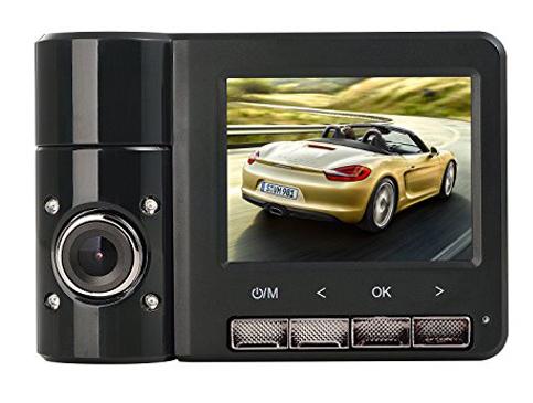 14. Powpro Pcam PP-B60 Dual Car Dash Cams