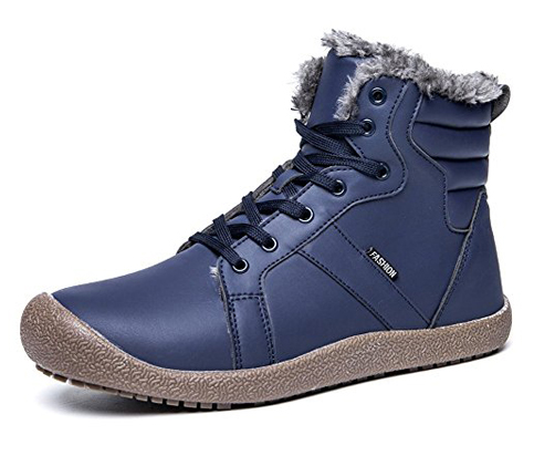 14. Yuraiya Anti-Slip Snow Boots