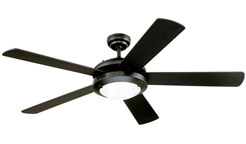 4. Westinghouse 7801665 52-Inch Reversible Indoor Ceiling Fan