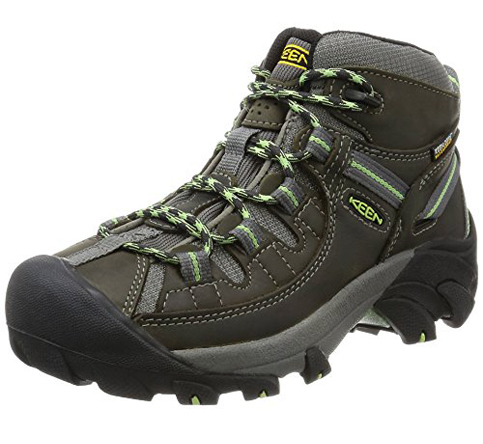 4. KEEN Women's Targhee II Hiking Boot