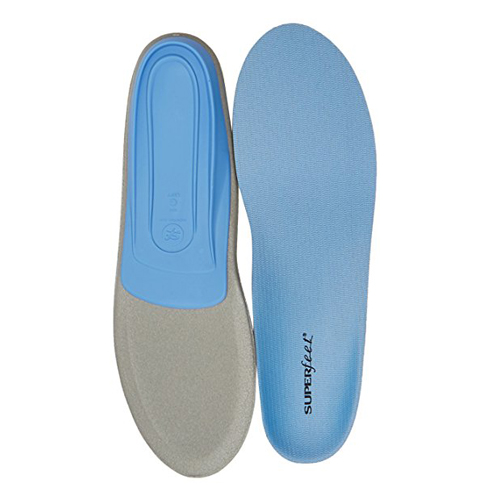 1. Superfeet BLUE Full Length Insole