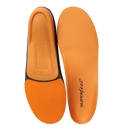 9. Superfeet Orange Premium Insole