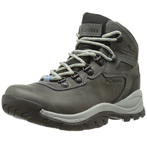 2. Columbia Women's Ridge Plus Hiking Boot