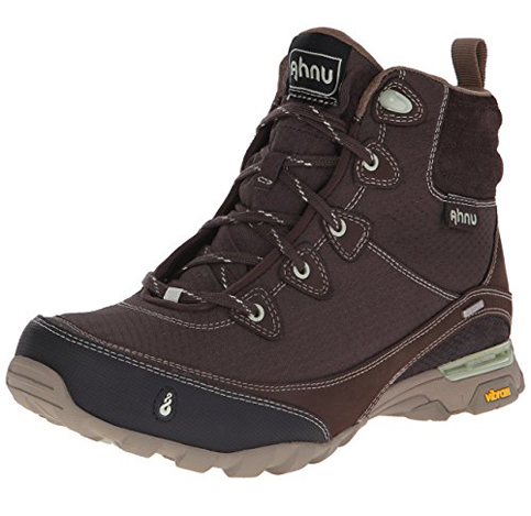 1. Ahnu Women's Sugarpine Hiking Boot