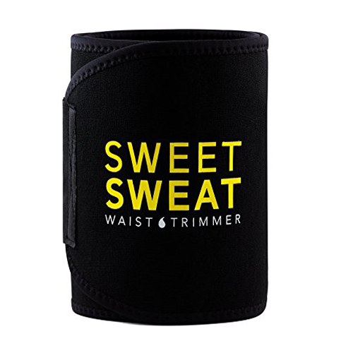 1. Sports Research Sweet Sweat Waist Trimmer