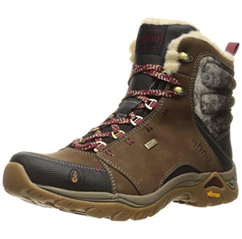 8. Ahnu Women's Montara Boot (Waterproof)
