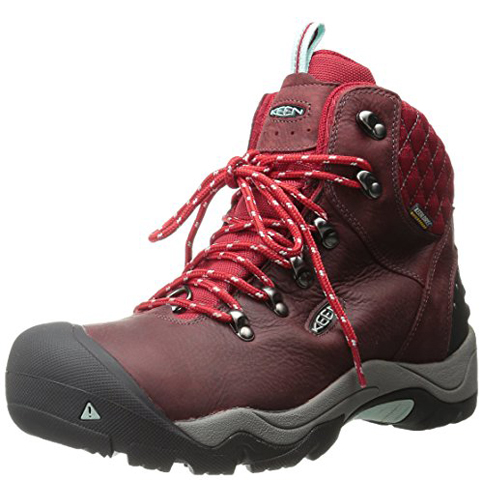 10. KEEN Women's Revel III Hiking Boot