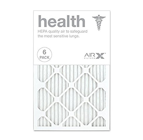 3. AIRx Health Merv 13 Pleated Air Filter